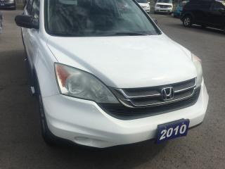 Used 2010 Honda CR-V LX for sale in St Catharines, ON