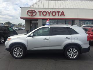 Used 2011 Kia Sorento EX for sale in Cambridge, ON