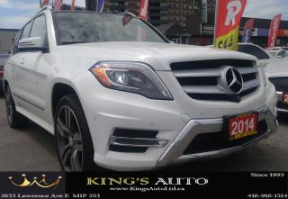 Used 2014 Mercedes-Benz GLK 250 GLK 250 BlueTec for sale in Scarborough, ON