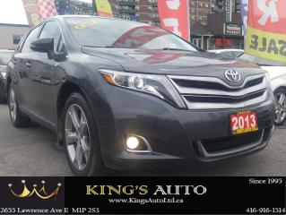 Used 2013 Toyota Venza LOADED for sale in Scarborough, ON
