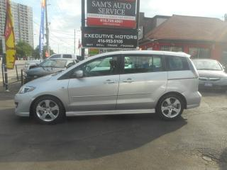 Used 2009 Mazda MAZDA5 GT / LOADED / LEATHER / NAVIGATION / AC / for sale in Scarborough, ON