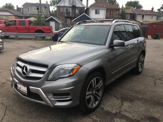 Used 2015 Mercedes-Benz GLK 250 GLK 250 BlueTec for sale in Toronto, ON