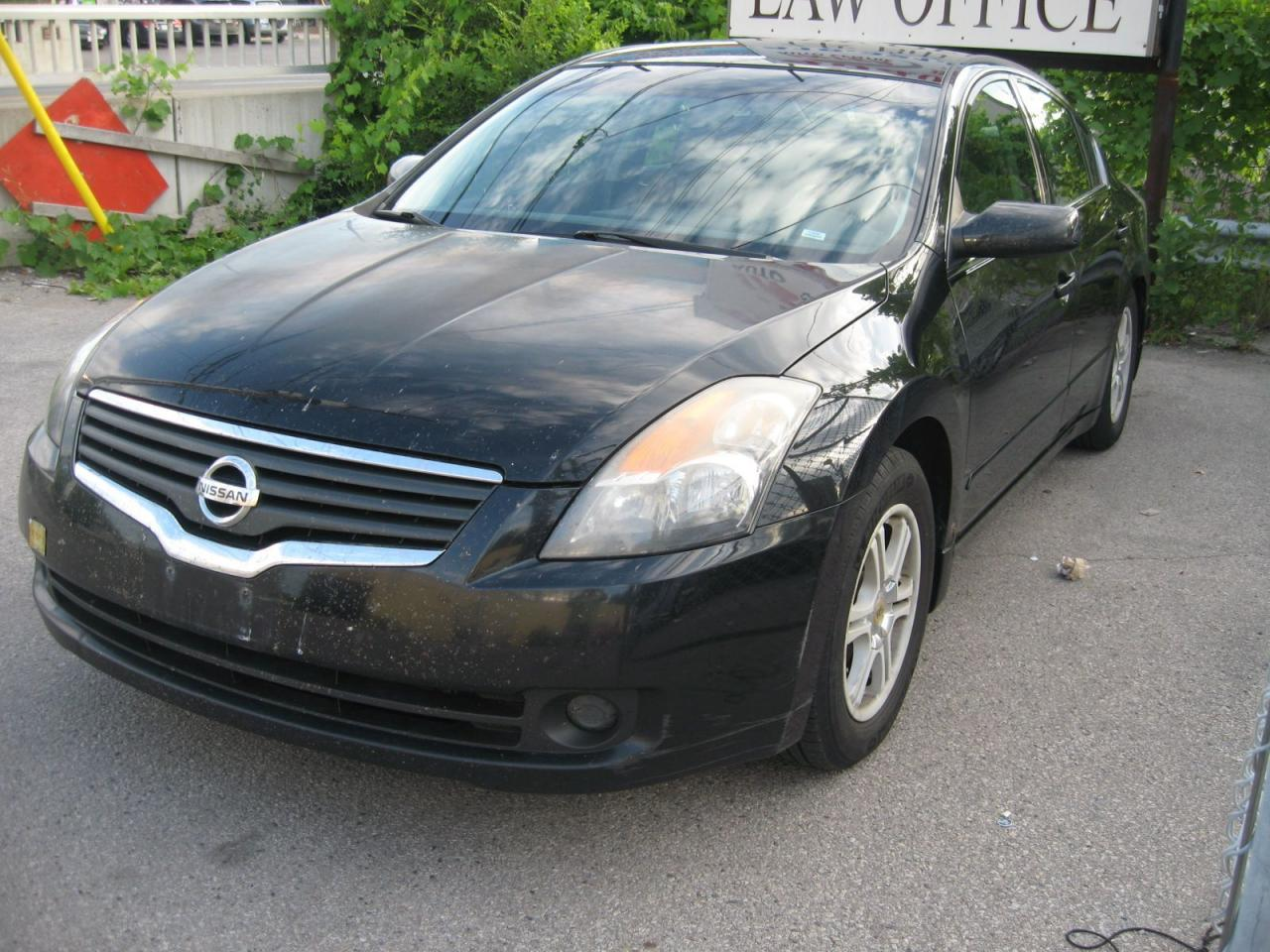 Photo of Black 2007 Nissan Altima