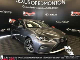 New 2018 Lexus ES 350 Touring Package for sale in Edmonton, AB