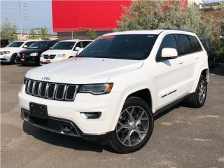 Used 2018 Jeep Grand Cherokee Sterling Edition for sale in Mississauga, ON