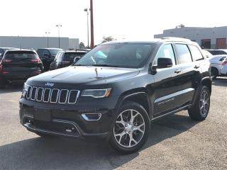 Used 2018 Jeep Grand Cherokee Sterling Edition**Demo**6399 Kms** for sale in Mississauga, ON