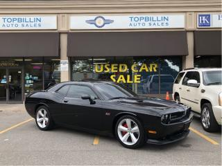 Used 2011 Dodge Challenger SRT8 392 with ONLY 26K kms for sale in Vaughan, ON