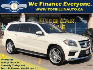 Used 2013 Mercedes-Benz GL-Class 350 BlueTEC Premium, Night Vision for sale in Concord, ON