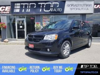 Used 2011 Dodge Grand Caravan R/T ** DVD Player, Nav, Leather, Bluetooth ** for sale in Bowmanville, ON