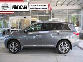 Used 2015 Infiniti QX60 Base  - $222.06 B/W for sale in Mississauga, ON