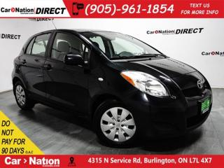 Used 2010 Toyota Yaris LE| LOCAL TRADE| ONE PRICE INTEGRITY| for sale in Burlington, ON