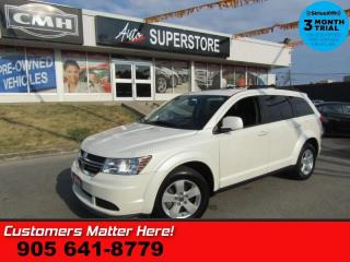 Used 2014 Dodge Journey CVP/SE Plus  CAM PARK-SENS 5-PASS U-CONNECT 17