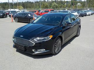 Used 2017 Ford Fusion Titanium AWD for sale in Burnaby, BC