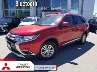 Used 2016 Mitsubishi Outlander SE  - Bluetooth -  Heated Seats for sale in Port Coquitlam, BC