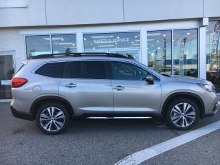 New 2019 Subaru ASCENT Limited for sale in Vernon, BC