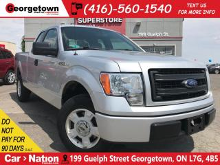 Used 2014 Ford F-150 STX |EXT CAB | RWD |CLEAN CARPROOF |ONLY 67,294KMS for sale in Georgetown, ON