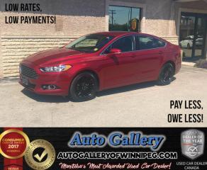 Used 2014 Ford Fusion SE *Nav/Lthr for sale in Winnipeg, MB