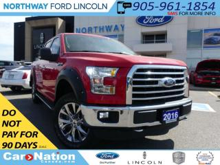 Used 2016 Ford F-150 XLT | NAV | REAR CAM | HTD SEATS | REMOTE START | for sale in Brantford, ON