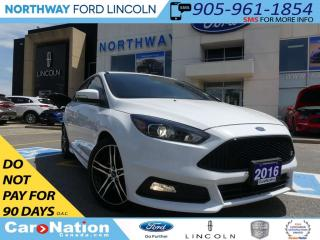Used 2016 Ford Focus Base | NAV | REAR CAM | HEATED SEATS\WHEEL | for sale in Brantford, ON