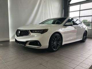 Used 2018 Acura TLX Élite A-Spec berline SH-AWD for sale in Blainville, QC