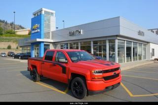 New 2018 Chevrolet Silverado 1500 Custom for sale in Kamloops, BC