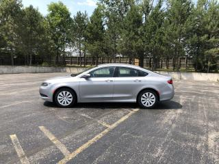 Used 2016 Chrysler 200 LX FWD for sale in Cayuga, ON