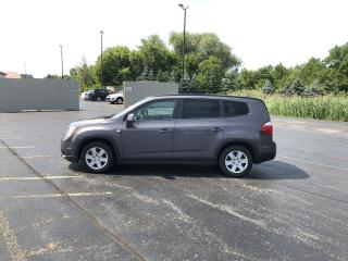 Used 2013 Chevrolet Orlando LT FWD for sale in Cayuga, ON