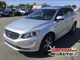 Used 2014 Volvo XC60 T6 Awd Cuir Toit for sale in Saint-georges-de-champlain, QC