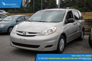 Used 2010 Toyota Sienna CE 7 PASSENGER for sale in Coquitlam, BC