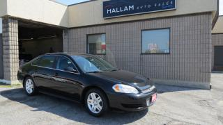 Used 2012 Chevrolet Impala LT Bluetooth, Cruise Control, Alloy Wheels for sale in Kingston, ON