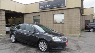 Used 2013 Buick Verano Base Bluetooth, Interior Sand Leather/ Cloth Seats for sale in Kingston, ON