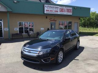 Used 2012 Ford Fusion SEL for sale in Bolton, ON
