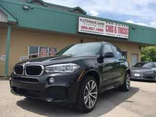 Used 2015 BMW X5 xDrive35d for sale in Bolton, ON