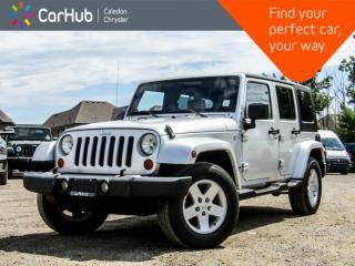 Used 2007 Jeep Wrangler Sahara|4x4|Hard Top|Pwr windows|pwr Locks|keyless entry|18