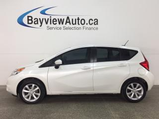 Used 2015 Nissan Versa Note 1.6 SL - PURE DRIVE! ALLOYS! HTD SEATS! NAV! REVERSE CAM! BLUETOOTH! for sale in Belleville, ON