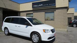 Used 2014 Dodge Grand Caravan SE/SXT Full stow n Go, Cruise Control for sale in Kingston, ON