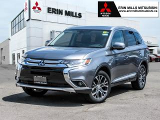 Used 2018 Mitsubishi Outlander GT S-AWC for sale in Mississauga, ON