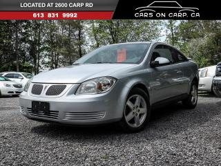 Used 2009 Pontiac G5 GT Coupe for sale in Ottawa, ON