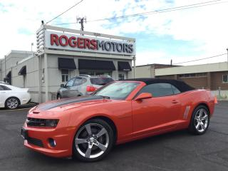 Used 2011 Chevrolet Camaro SS - CONV. - LEATHER for sale in Oakville, ON