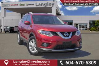 Used 2015 Nissan Rogue SV - BC Car - No Accidents for sale in Surrey, BC