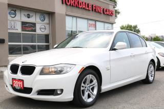 Used 2011 BMW 328 i xDrive Excutive Pkg. Leather. Roof. Original for sale in North York, ON