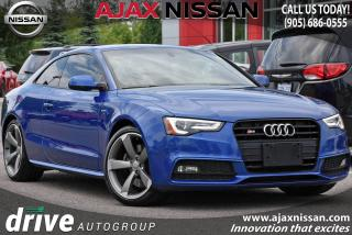 Used 2016 Audi S5 3.0T Technik for sale in Ajax, ON