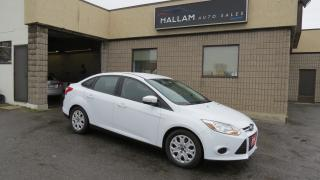 Used 2014 Ford Focus SE Bluetooth, Cruise Control for sale in Kingston, ON