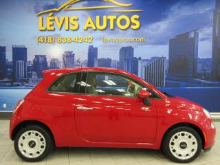 Used 2015 Fiat 500 Pop A/c for sale in Levis, QC