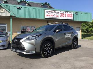 Used 2015 Lexus NX 200t for sale in Bolton, ON