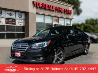 Used 2015 Subaru Legacy 3.6R Limited Package Navigation. Leather. Roof. Clean for sale in Toronto, ON