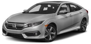 New 2018 Honda Civic Sedan Touring CVT for sale in Pickering, ON