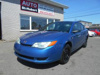 Used 2004 Saturn ION2 for sale in Saint-hubert, QC