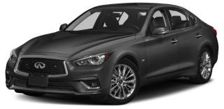 Used 2018 Infiniti Q50 3.0T Sport for sale in Unionville, ON
