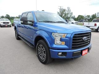 Used 2015 Ford F-150 XLT/SPORT Eco Boost. 4X4 for sale in Gorrie, ON